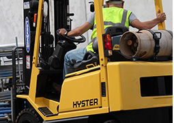 Forklift high risk training course
