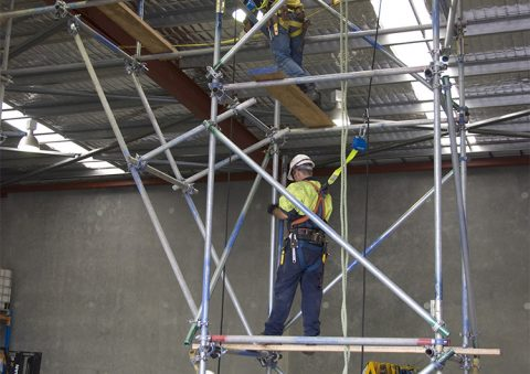 Scaffolding Training Course