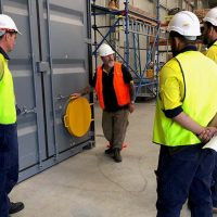 Gas Atmosphere Confined Space Training Course
