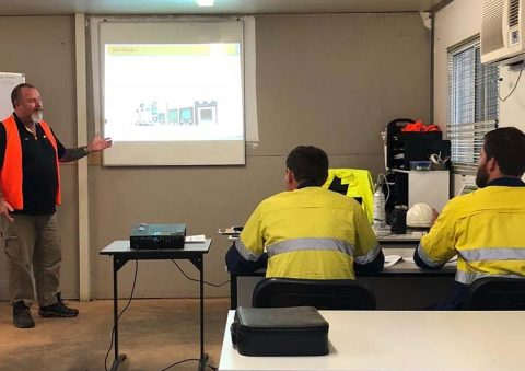 Gas Test Atmosphere Training Course