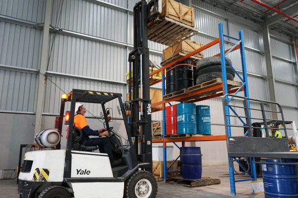 Why Your Employees Need Forklift Training