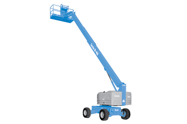SELF-PROPELLED EWP WITH TELESCOPING BOOM